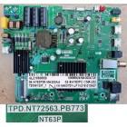 FFALCON 40SF1 MAIN BOARD TPD.NT72563.PB773 08-NT63P36-MA200AA V8-N563T01-LF1V218