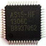 AS15-HF AS15HF FOR SONY SAMSUNG ETC T-CON BOARD QFP-48 INTEGRATED CIRCUIT