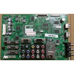 LG 37LH50YD MAIN BOARD EAX60148003 EBU60674302