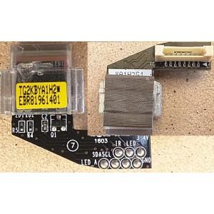 LG 65UH950T IR BOARD EBR81961401