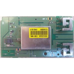 LG 65UH950T WIFI MODULE EAT63153401