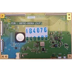 LG 65UH950T T-CON BOARD 6870C-0606A 6871L-4408B EAT63355701
