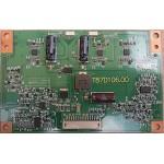 SANYO LED32XR10F LED DRIVE BOARD T87D106.00