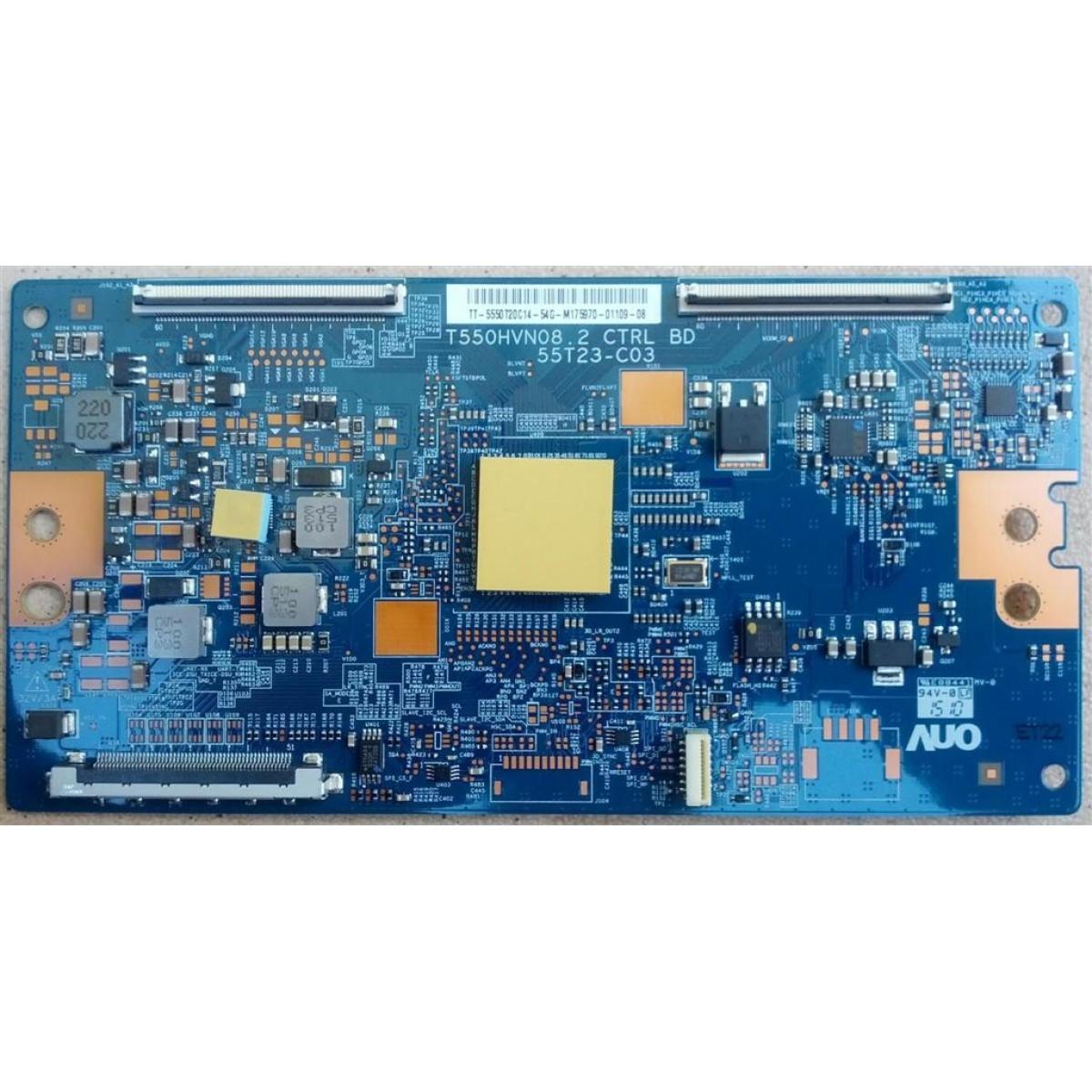 SONY KDL50W800C T-CON BOARD T550HVN08 2 55T23-C03 TT-5550T20C14