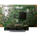 SAMSUNG LH65EDEPLGC T-CON BOARD 5565T37C07 T650HVN12.0 65T37-C0D BN96-36925A