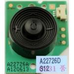 SAMSUNG UA65JU6600 P-FUNCTION JOG BN96-22726A A22726D A22726A