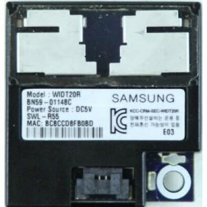 SAMSUNG UA55ES7100 WIFI MODULE BN59-01148C WIDT20R