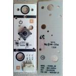 SAMSUNG UA75F8000 P-FUNCTION JOG BOARD BN96-26670A BN41-02014A