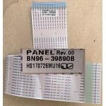 SAMSUNG UA75MU7000 FFC CABLE BN96-39890B