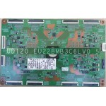 SAMSUNG UA78HU9000 T-CON BOARD BN96-32065A LMF780FJ01-G UD120_EU22BMB3C6LV0.5