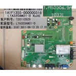 VOXSON VLED32 MAIN BOARD 1A1F1355 T.MSD306.9A 10331